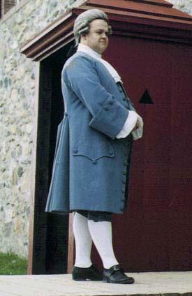 Men S Costume 18th Century